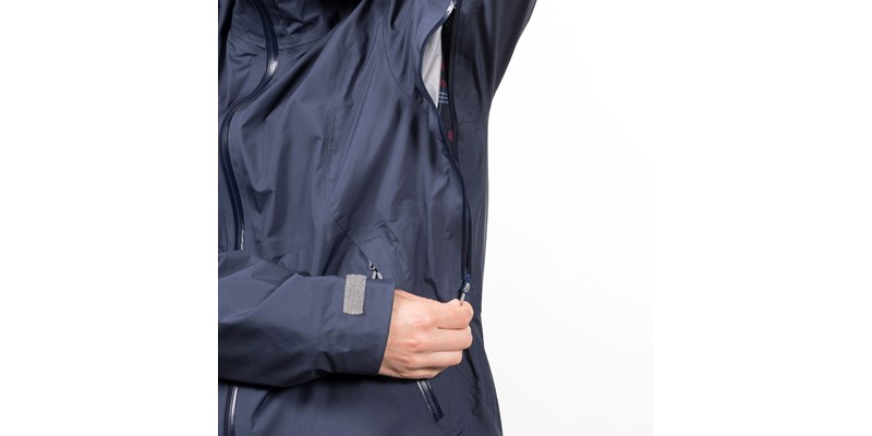 Letto Jkt Navy/SolidGrey