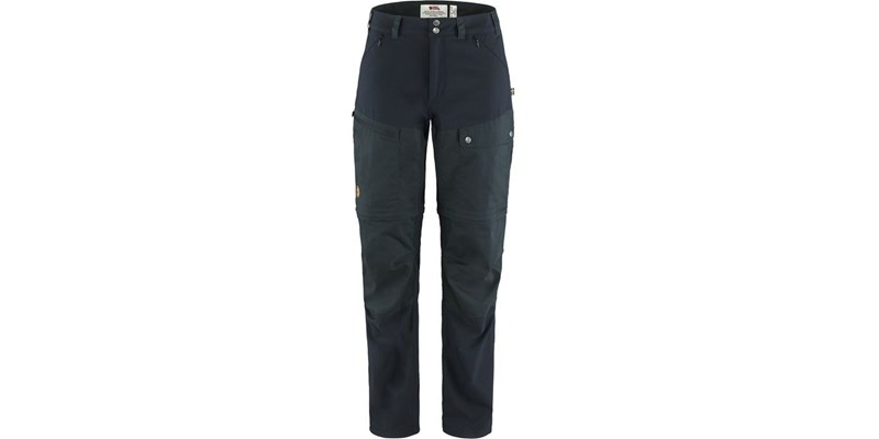 Abisko Midsummer Zip Off Trousers W