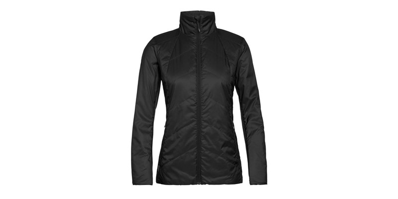 W Helix Jacket Black
