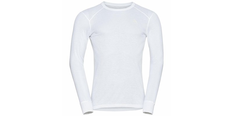 Bl Top Crew Neck L/S Active Warm Eco