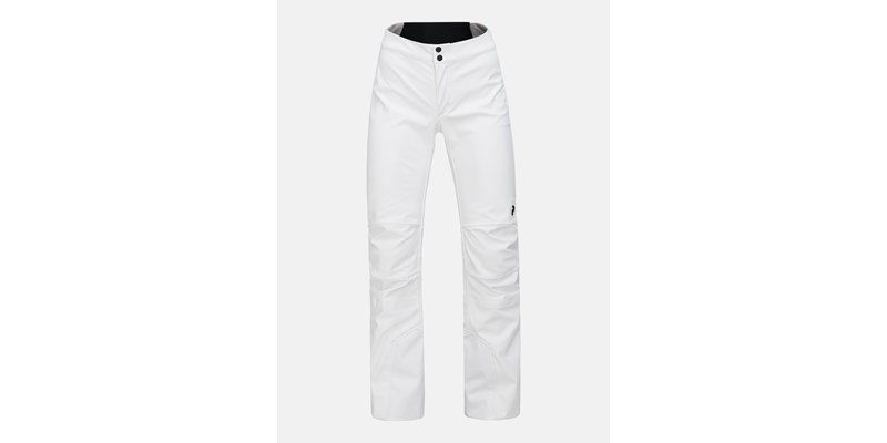 W Stretch Pants Offwhite