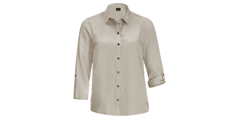 Mojave Shirt W dusty grey