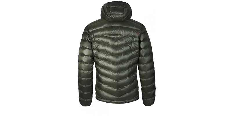 Payne M's Hooded Down Jacket Blaf/Scar
