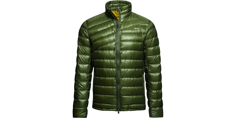 Purity M's Lightweight Down Jacket Wild Forest