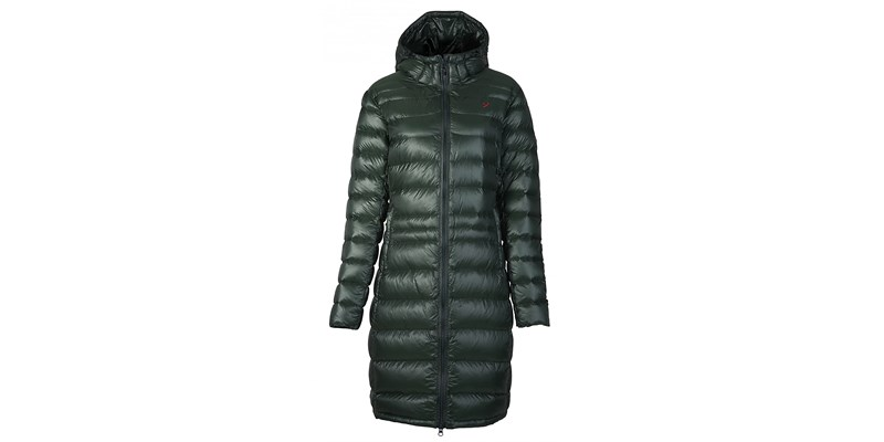 Faith W's Lightweight Down Coat Scareb